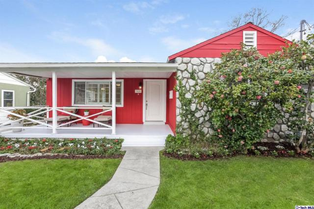 3612 1ST Avenue, Glendale, CA 91214 (#319001011) :: Golden Palm Properties