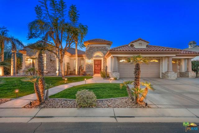 15 Via Verde, Rancho Mirage, CA 92270 (#19442952PS) :: The Real Estate Offices of Talbot and Watson