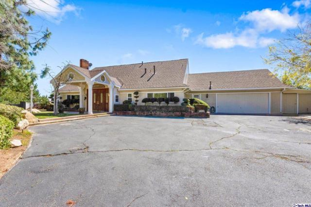 5649 Bramblewood Road, La Canada Flintridge, CA 91011 (#319001033) :: The Fineman Suarez Team