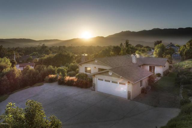 920 Loma Drive, Ojai, CA 93023 (#219002946) :: Paris and Connor MacIvor