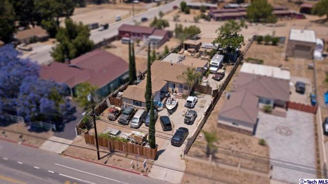 10145 La Tuna Canyon Road, Sun Valley, CA 91352 (#319001038) :: Golden Palm Properties