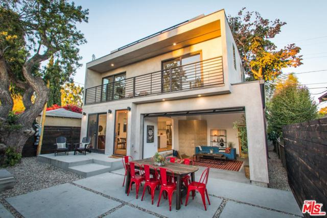 4720 Campbell Drive, Culver City, CA 90230 (#19444820) :: TruLine Realty