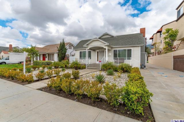 621 Palm Drive, Glendale, CA 91202 (#319001048) :: Golden Palm Properties