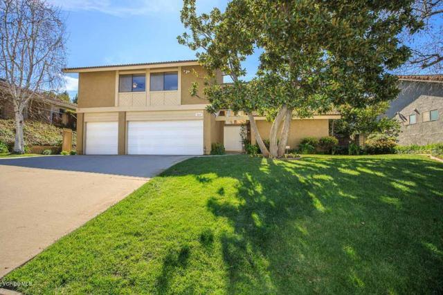 3215 Sierra Drive, Westlake Village, CA 91362 (#219002990) :: Lydia Gable Realty Group