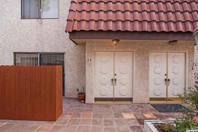 630 E Garfield Avenue #14, Glendale, CA 91205 (#319001078) :: Golden Palm Properties