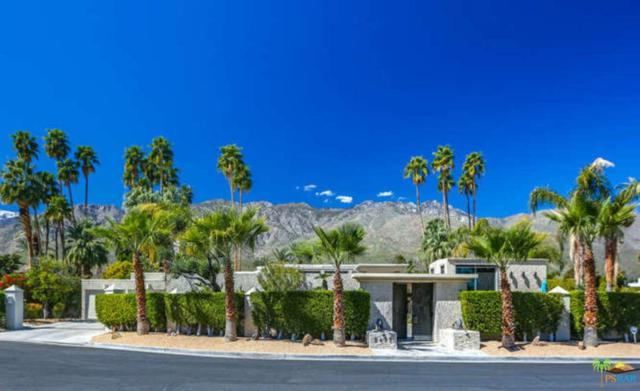 2497 S Caliente Drive, Palm Springs, CA 92264 (#19445064PS) :: Lydia Gable Realty Group