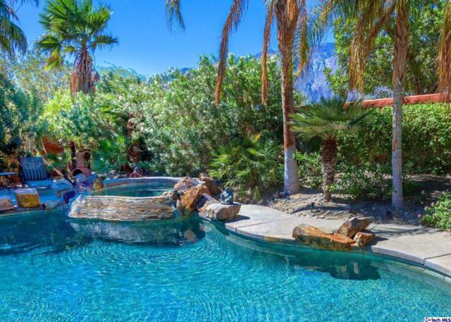 3390 E Circulo San Sorrento Road, Palm Springs, CA 92262 (#319001047) :: The Agency