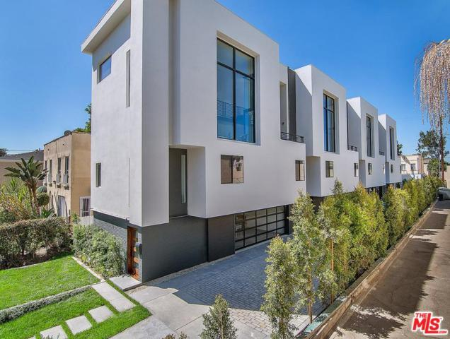 5006 W Patagonia Court, Los Angeles (City), CA 90038 (#19445576) :: The Agency