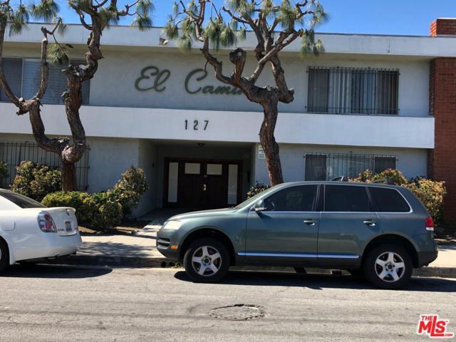 127 N Eucalyptus Avenue #12, Inglewood, CA 90301 (#19445560) :: Fred Howard Real Estate Team