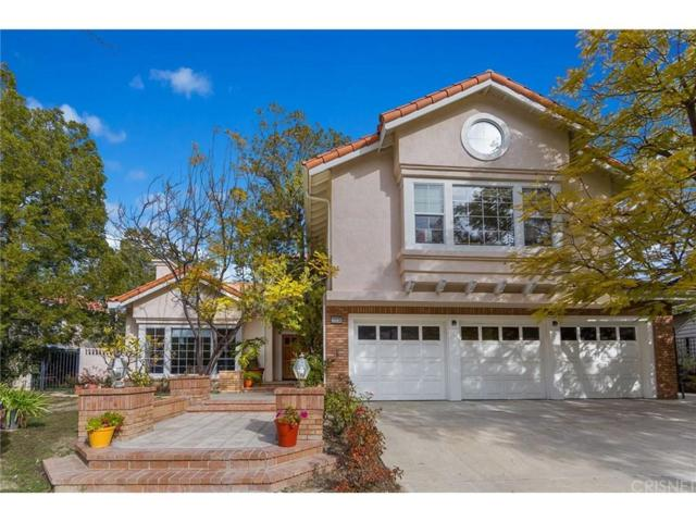 22239 Via Leonardo, Calabasas, CA 91302 (#SR19060045) :: Lydia Gable Realty Group