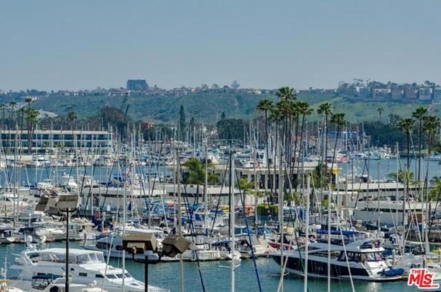4314 Marina City Drive #130, Marina Del Rey, CA 90292 (#19445678) :: TruLine Realty