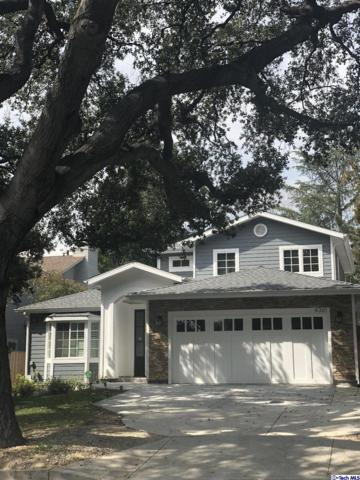 4361 Bel Air Drive, La Canada Flintridge, CA 91011 (#319001103) :: The Real Estate Offices of Talbot and Watson