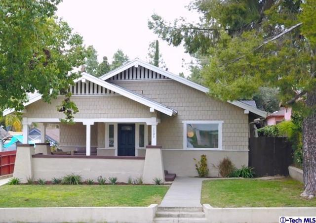 1303 N Raymond Avenue, Pasadena, CA 91103 (#319001110) :: The Real Estate Offices of Talbot and Watson