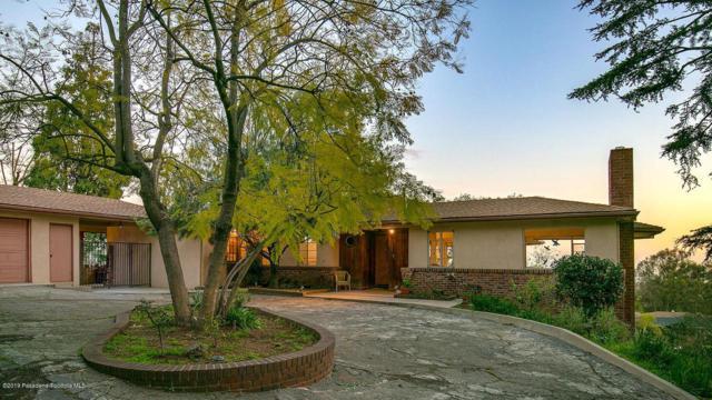 1575 E Loma Alta Drive, Altadena, CA 91001 (#819001206) :: The Parsons Team