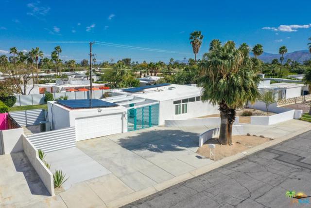2890 E Wyman Drive, Palm Springs, CA 92262 (#19445962PS) :: The Agency