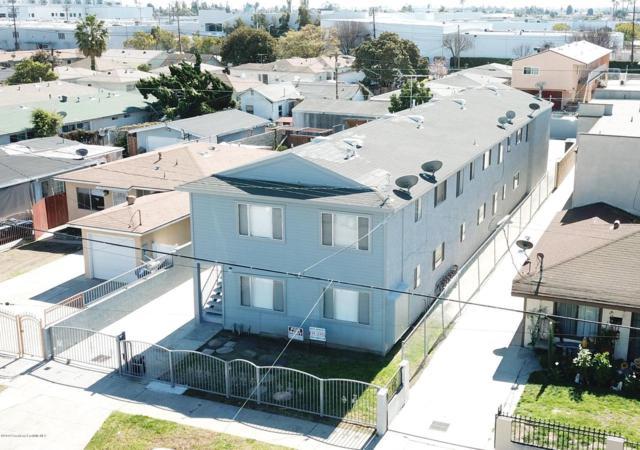 1556 W 227TH Street, Torrance, CA 90501 (#819001212) :: Fred Howard Real Estate Team