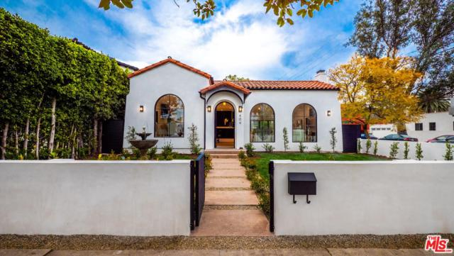 404 N Kilkea Drive, Los Angeles (City), CA 90048 (#19445518) :: The Agency