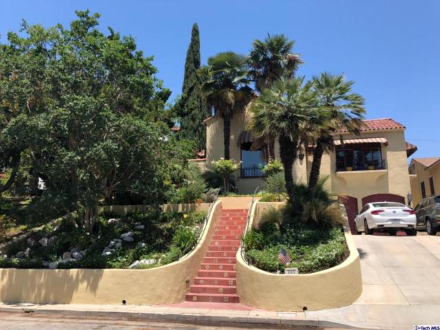 863 E Mountain Street, Glendale, CA 91207 (#319001137) :: Golden Palm Properties