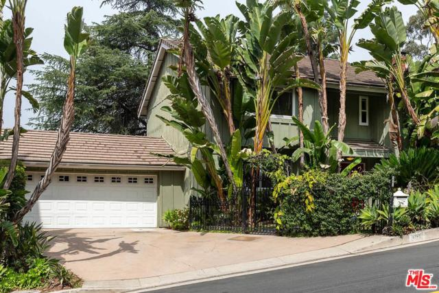1881 Mount Olympus Drive, Los Angeles (City), CA 90046 (#19445622) :: The Agency