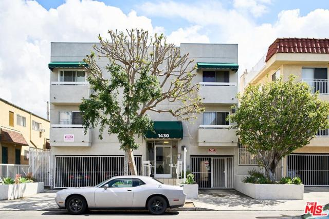 1430 S Point View Street #107, Los Angeles (City), CA 90035 (#19446270) :: The Agency