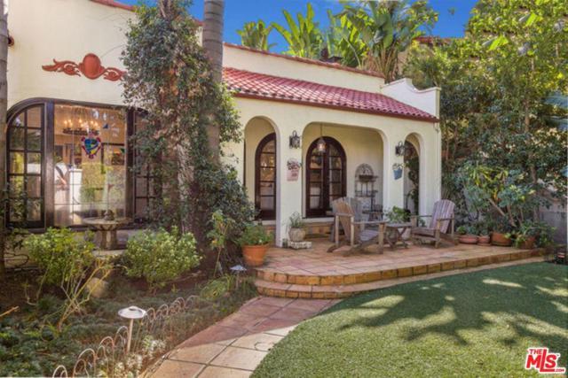 918 N La Jolla Avenue, West Hollywood, CA 90046 (#19446442) :: The Agency