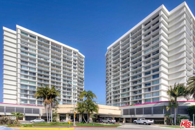 201 Ocean Avenue 1105P, Santa Monica, CA 90402 (#19446272) :: TruLine Realty
