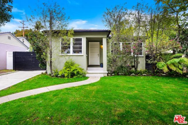 1717 Robson Avenue, Santa Monica, CA 90405 (#19446518) :: TruLine Realty