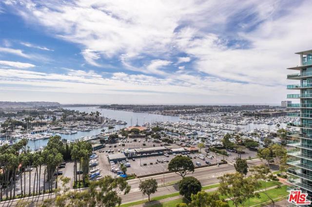 13650 Marina Pointe Drive #902, Marina Del Rey, CA 90292 (#19446546) :: TruLine Realty