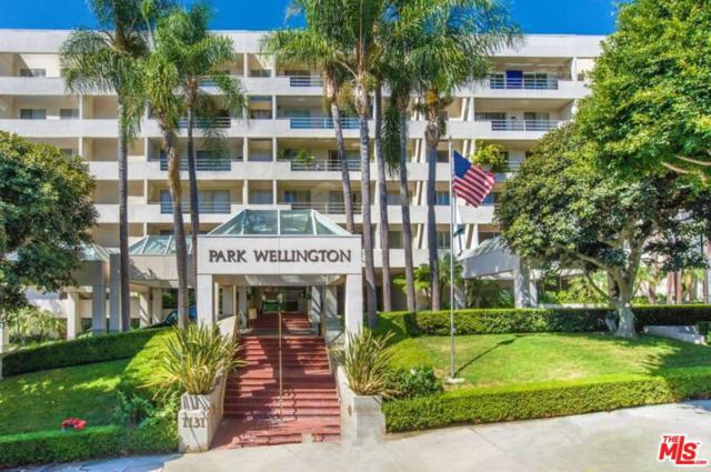 1131 Alta Loma Road #129, West Hollywood, CA 90069 (#19446586) :: The Agency