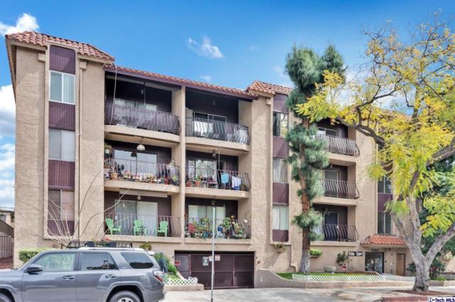 330 N Jackson Street #122, Glendale, CA 91206 (#319001123) :: The Agency