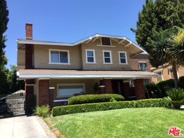 691 S Norton Avenue, Los Angeles (City), CA 90005 (#19444704) :: The Agency
