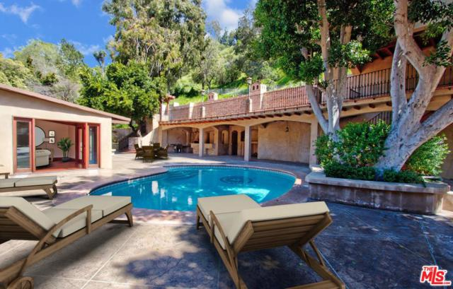 1324 Benedict Canyon Drive, Beverly Hills, CA 90210 (#19446648) :: The Agency
