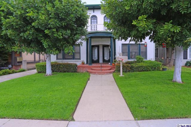 1141 N Maryland Ave Avenue, Glendale, CA 91207 (#319001116) :: TruLine Realty