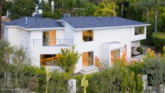 1600 N Kings Road, Los Angeles (City), CA 90069 (#819001228) :: TruLine Realty