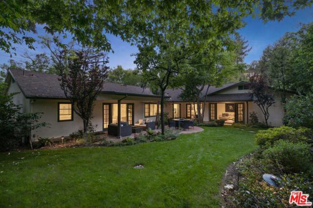 1200 Shadybrook Drive, Beverly Hills, CA 90210 (#19446660) :: The Agency