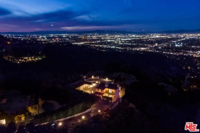13319 Mulholland Drive, Beverly Hills, CA 90210 (#19446896) :: The Agency