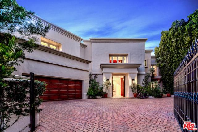 1571 Tower Grove Drive, Beverly Hills, CA 90210 (#19446610) :: The Agency
