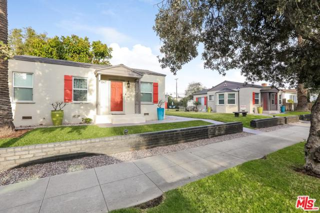 1851 Euclid Street, Santa Monica, CA 90404 (#19446944) :: TruLine Realty