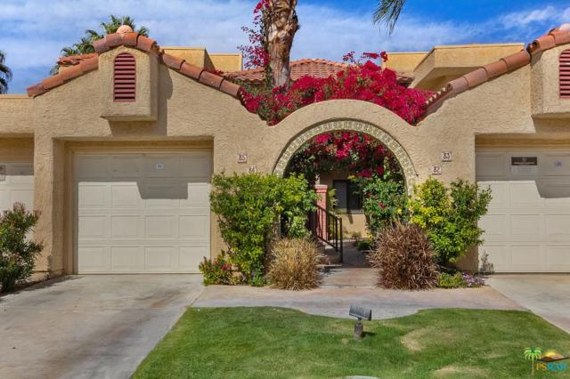 2345 S Cherokee Way #85, Palm Springs, CA 92264 (#19446882PS) :: The Pratt Group