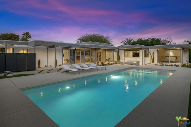 1155 E Granvia Valmonte, Palm Springs, CA 92262 (#19445704PS) :: The Fineman Suarez Team