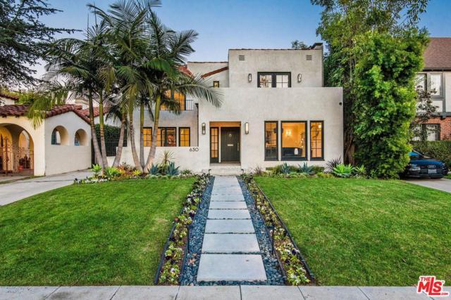 630 N Las Palmas Avenue, Los Angeles (City), CA 90004 (#19446892) :: The Agency