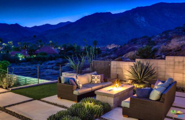 2805 S Palm Canyon Drive, Palm Springs, CA 92264 (#19447062PS) :: The Pratt Group