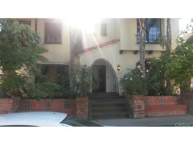 435 N Curson Avenue, Los Angeles (City), CA 90036 (#SR19064616) :: The Agency