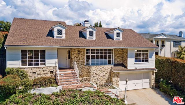 456 Warner Avenue, Los Angeles (City), CA 90024 (#19446670) :: TruLine Realty