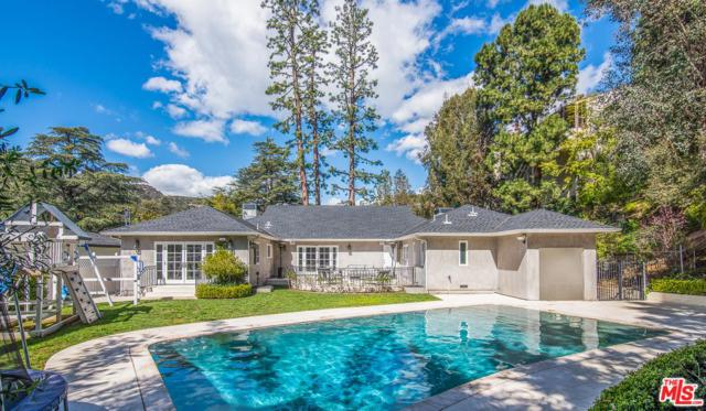 9556 Tullis Drive, Beverly Hills, CA 90210 (#19446910) :: The Agency