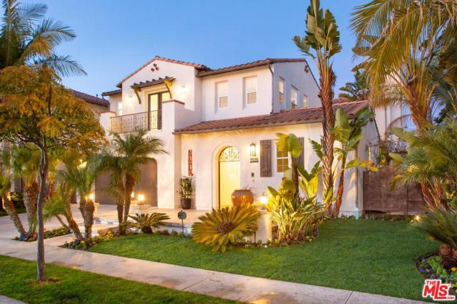 7525 Coastal View Drive, Los Angeles (City), CA 90045 (#19445810) :: Fred Howard Real Estate Team