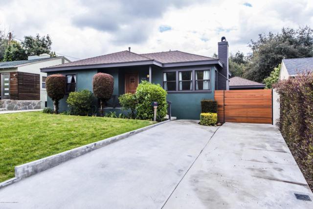 2814 Grandeur Avenue, Altadena, CA 91001 (#819001262) :: The Parsons Team