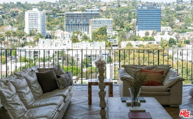 818 N Doheny Drive #1203, West Hollywood, CA 90069 (#19445934) :: Golden Palm Properties
