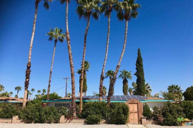 695 S Highland Drive, Palm Springs, CA 92264 (#19447168PS) :: Paris and Connor MacIvor