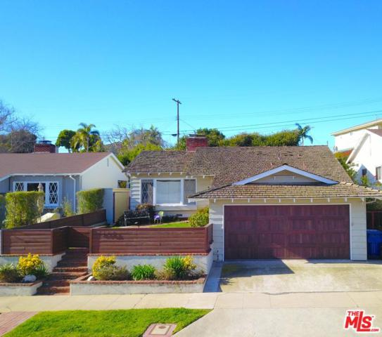 8163 Billowvista Drive, Playa Del Rey, CA 90293 (#19447190) :: The Fineman Suarez Team